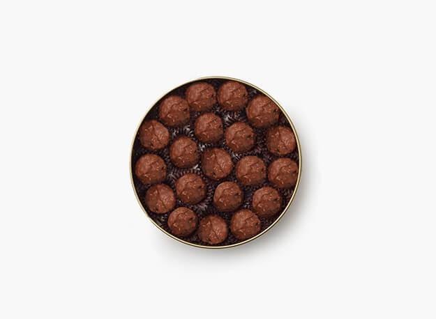 Lata 20 truffes du jour - croquant