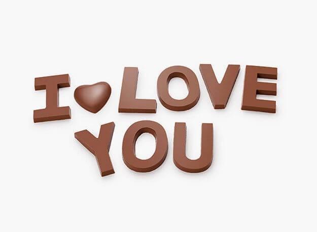 Letras i love you