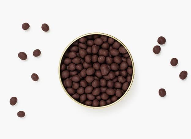 Pérolas café noir