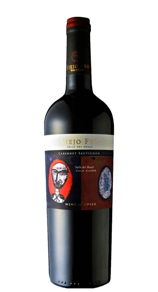 Vinho viejo feo reserva cabernet sauvignon 750ml
