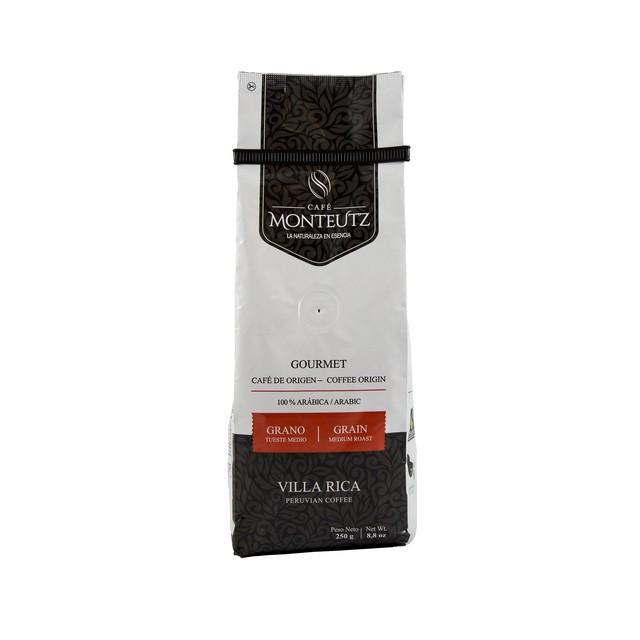 Café gourmet grano tueste medio