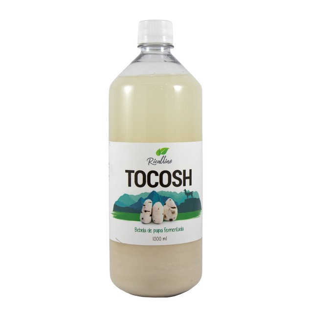 Bebida de Tocosh