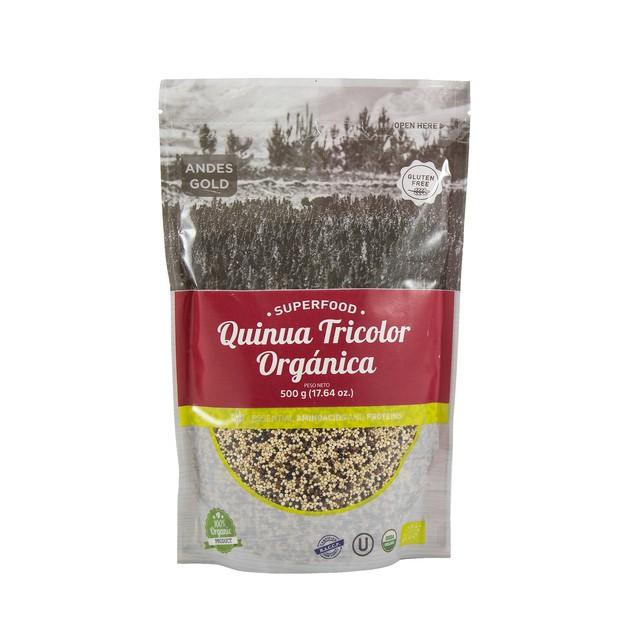 Quinua tricolor orgánica
