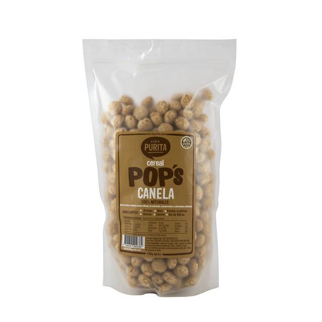 Cereal pops canela