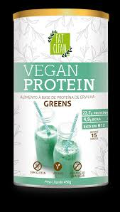 Vegan protein greens