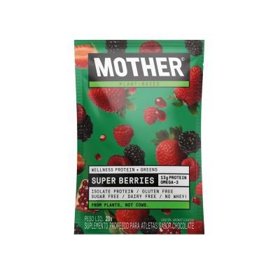 Mother wellness & greens protein - super berries