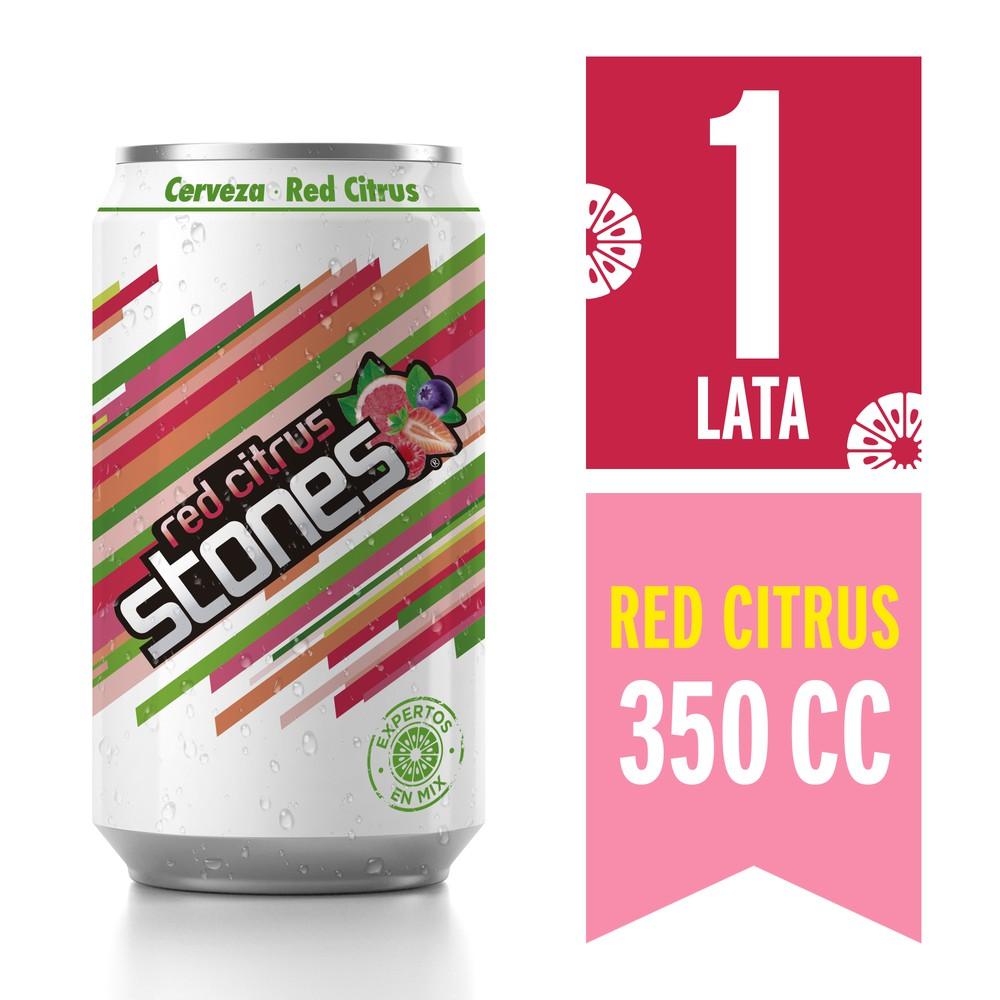 Cerveza Red Citrus