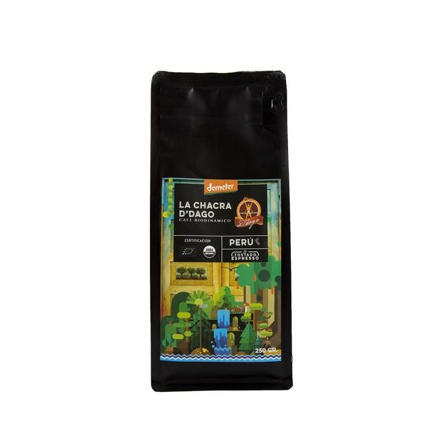 Cafe tostado espresso