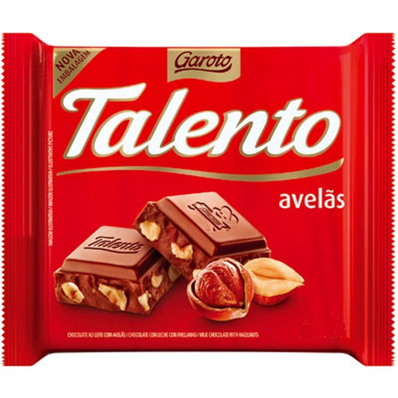 Chocolate Talento de avelã