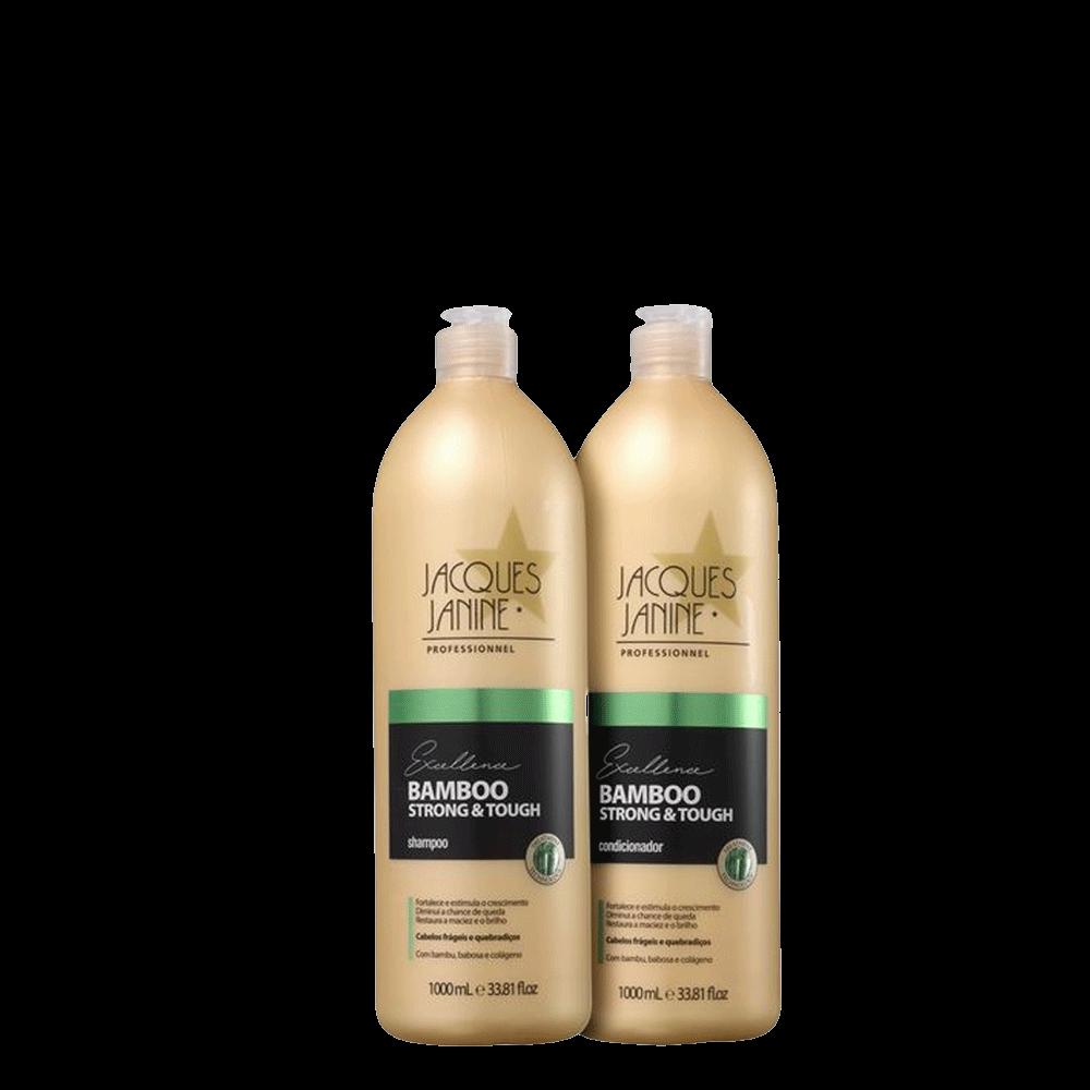 Shampoo bamboo strong & tough