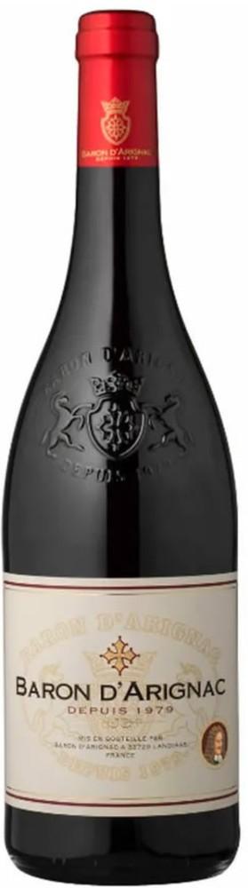 Vinho tinto francês Baron d'Arignac