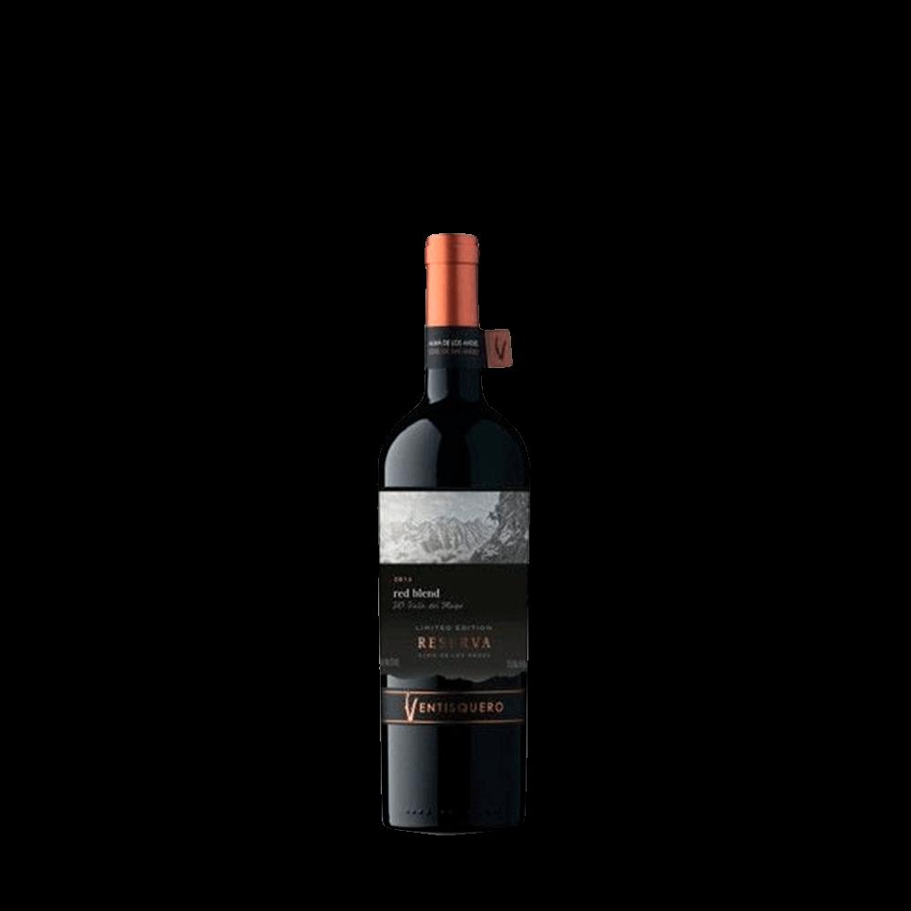 Vinho tinto chileno reserva red blend