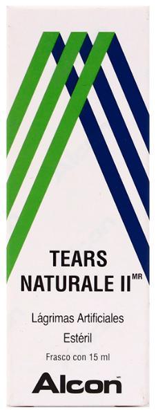 Lágrimas artificiales gotas
