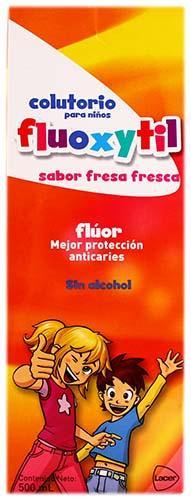 Fluoxityl colutorio para niños