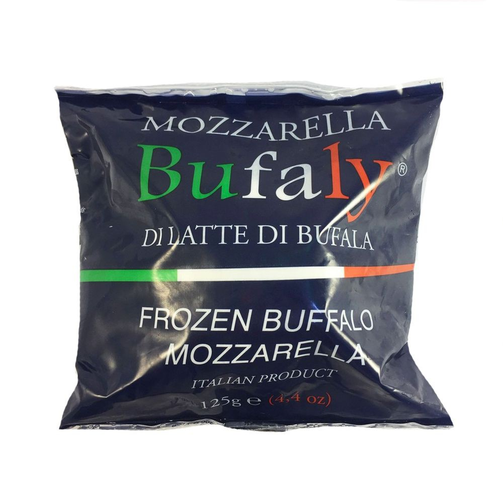Frozen mozzarella dibufala bufali 125 gr