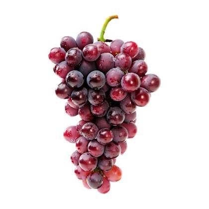 Uva vermelha sem semente