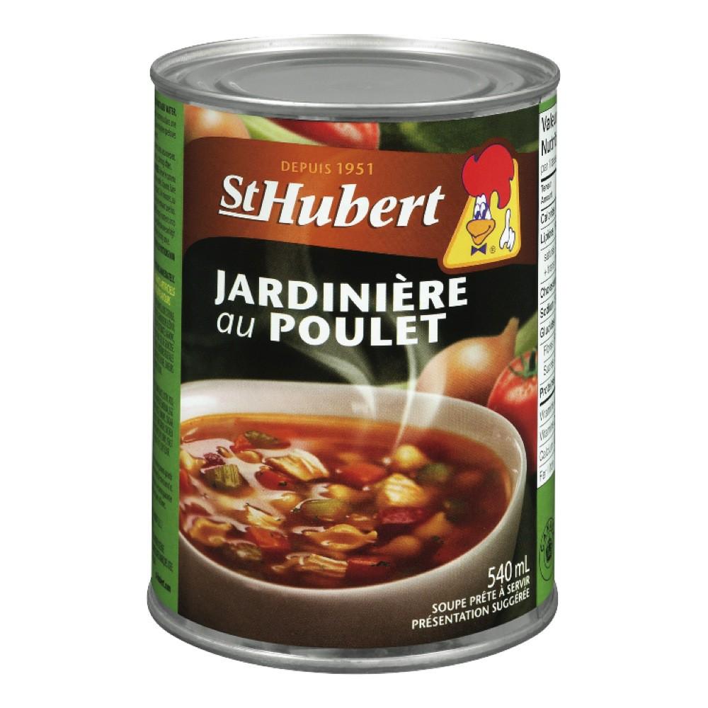 Jardinier Chicken Soup