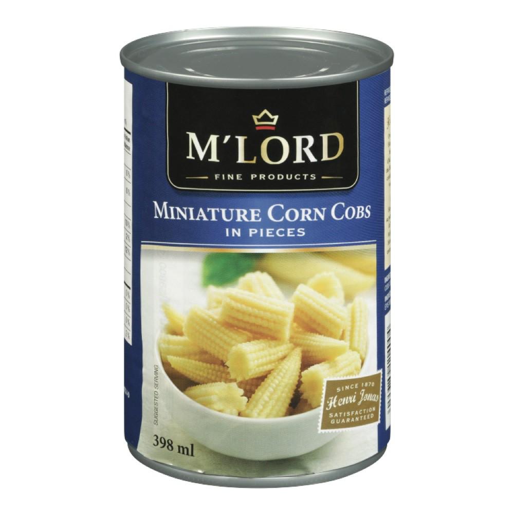 Miniature corn cobs