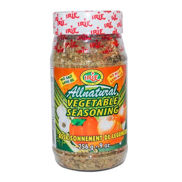 All natural vegetable seasoning