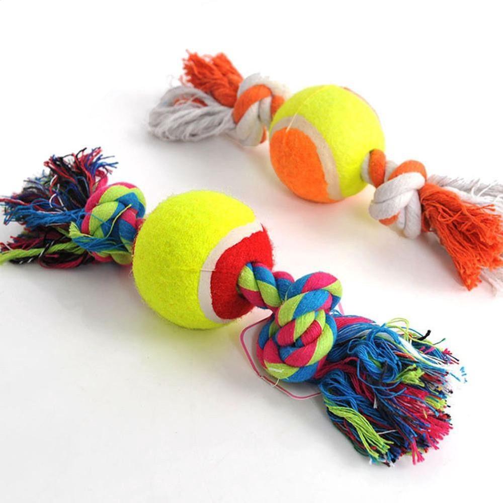 Juguete cuerda más pelota