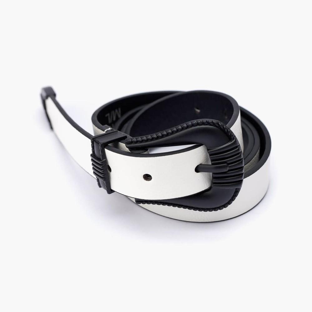 Cinturón Golaj M/L Blanco