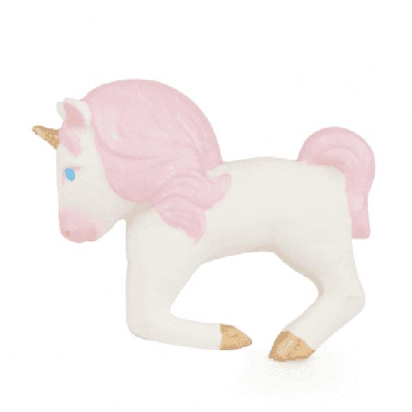 Pulsera mordedor - unicornio