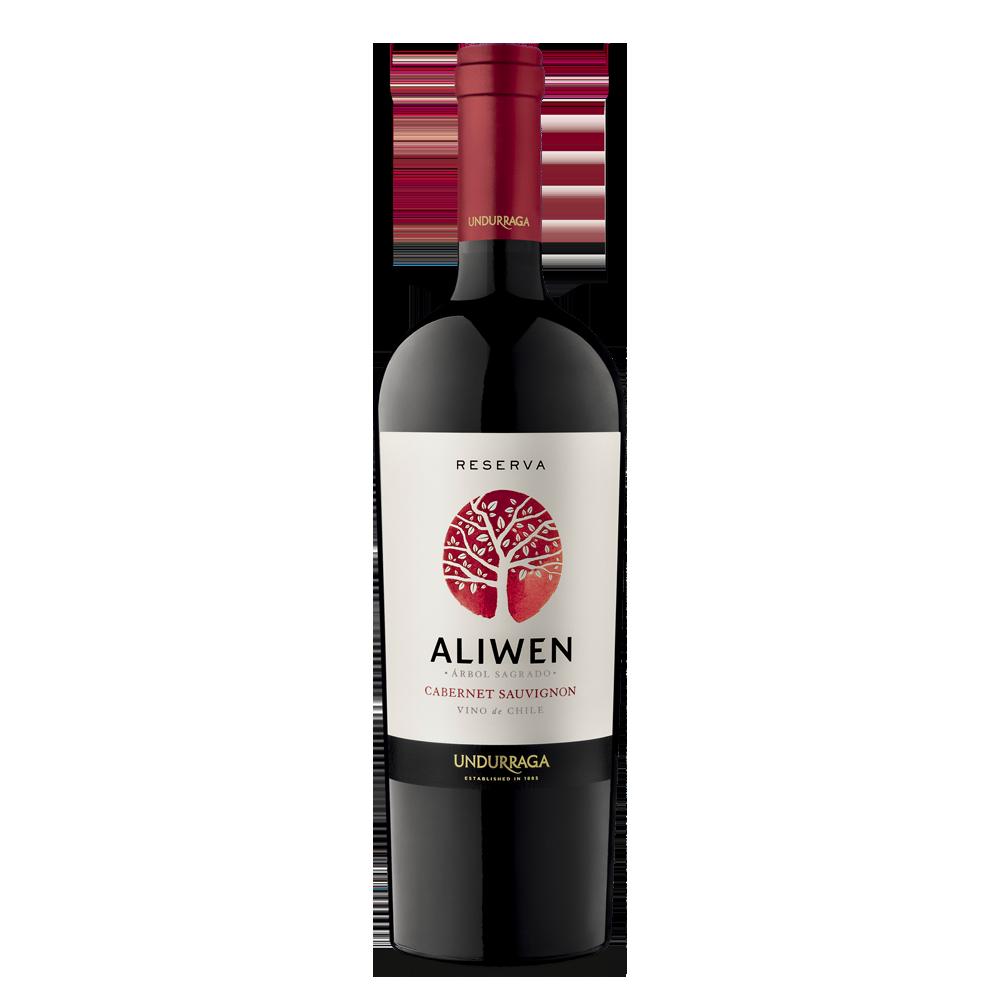 Vino tinto reserva cabernet sauvignon Botella 750 ml