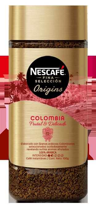 Café fina selección Origins Colombia
