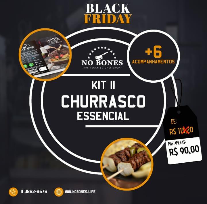 Kit II - churrasco essencial
