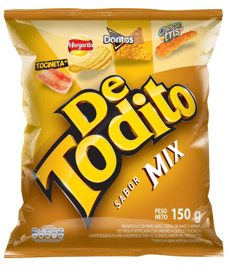 Fritura sabor mix 150 g