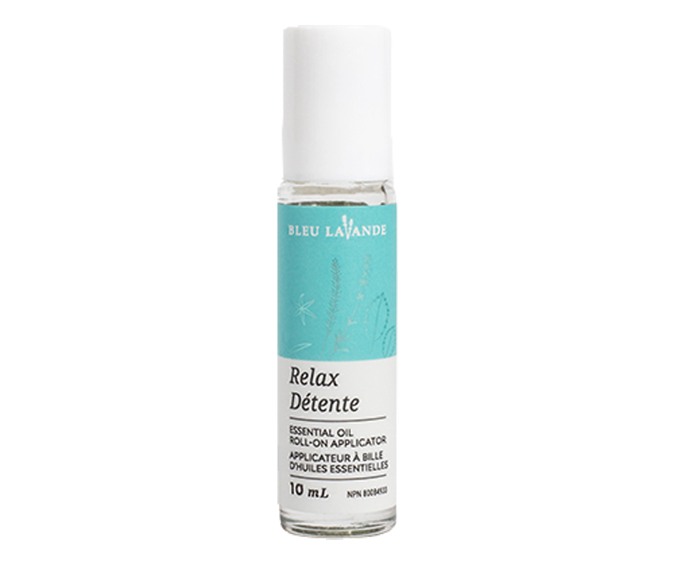 Relax essential oil roll-on applicator