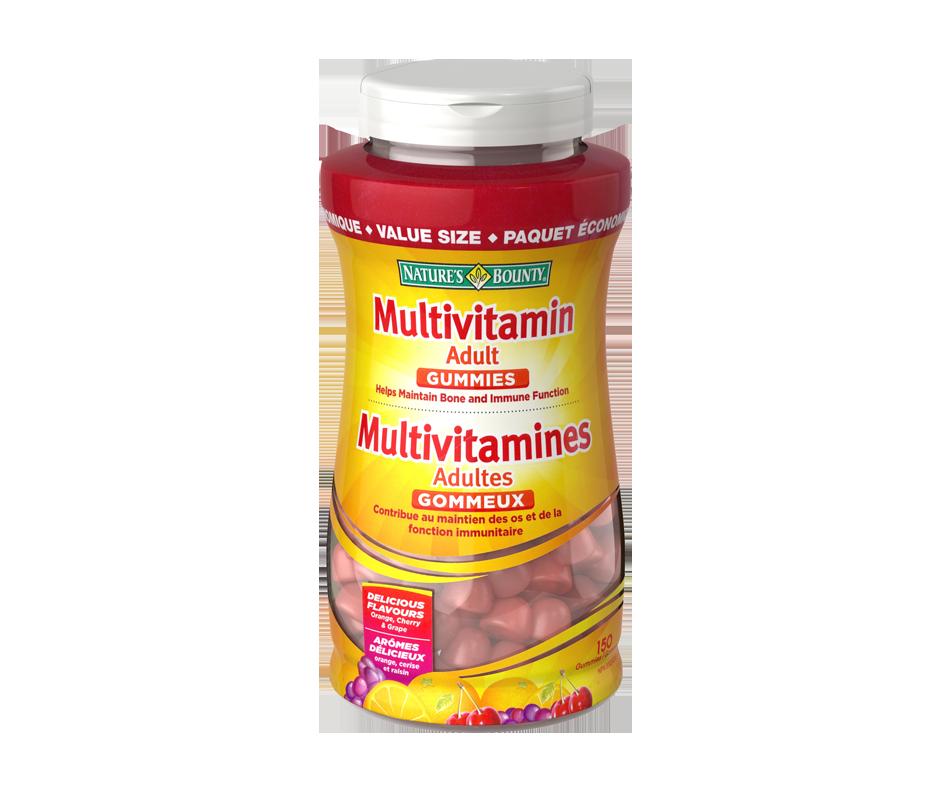 Multivitamin Adult