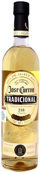 Tequila reposado tradicional