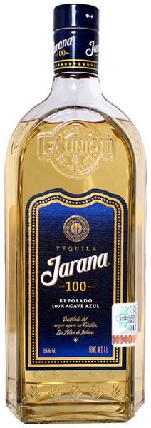 Tequila reposado agave azul