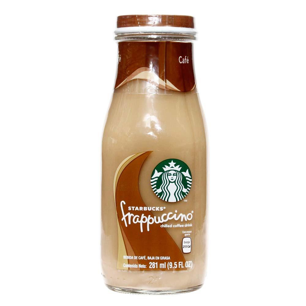 Frapuccino Starbucks Café Botella 9.5 oz