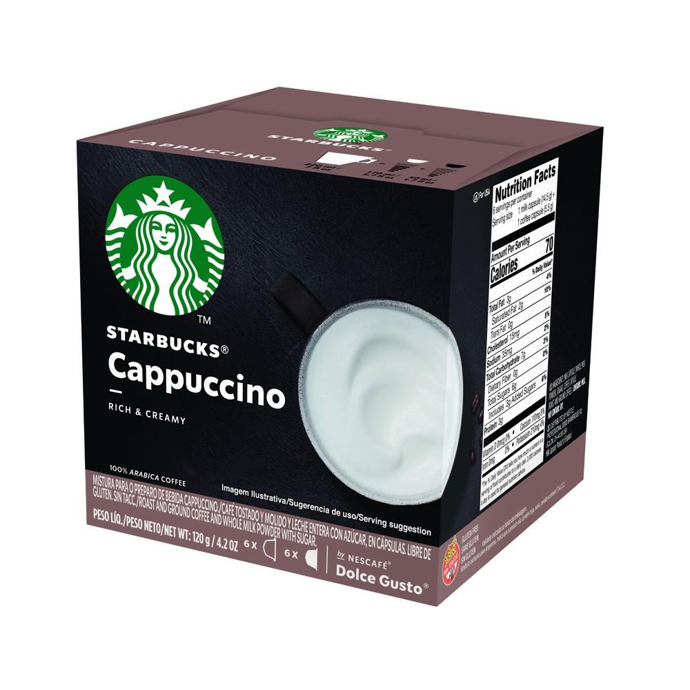 Cápsulas de café cappuccino