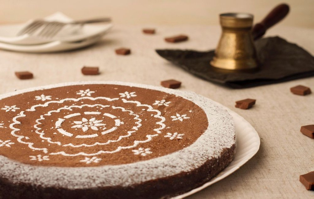 Fondue de chocolate (sin harina) individual