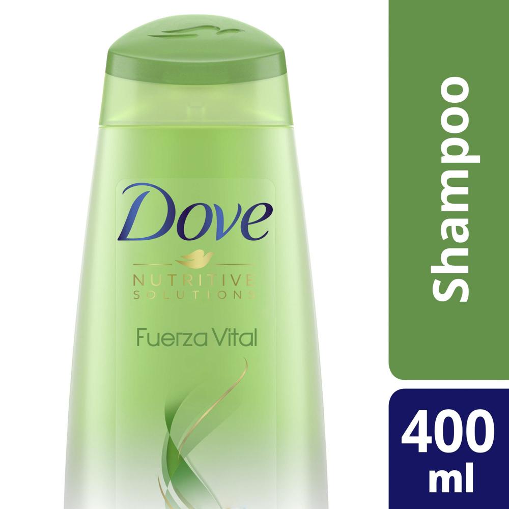 Shampoo fuerza vital