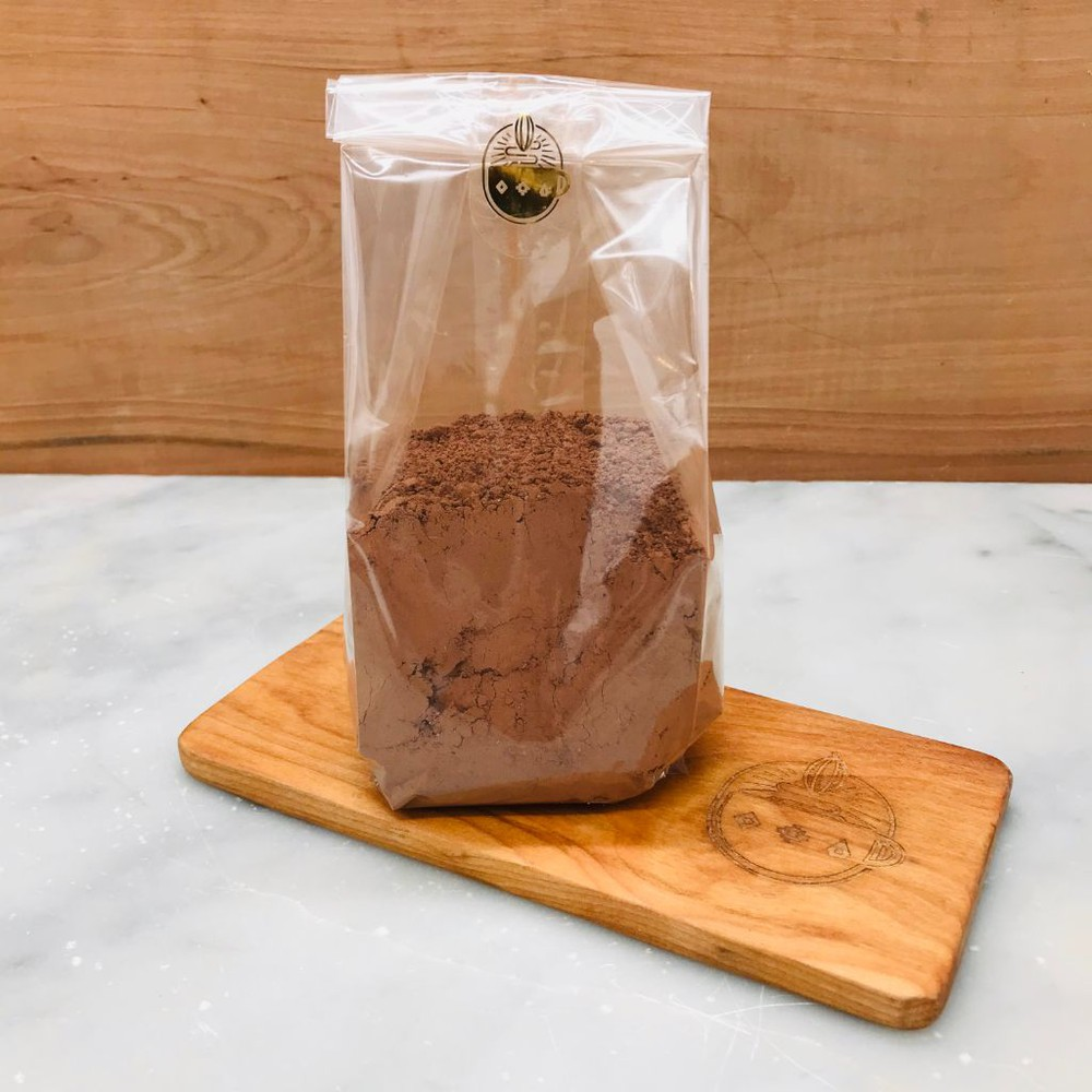Mezcla para chocolate caliente espeso bolsa 250 g