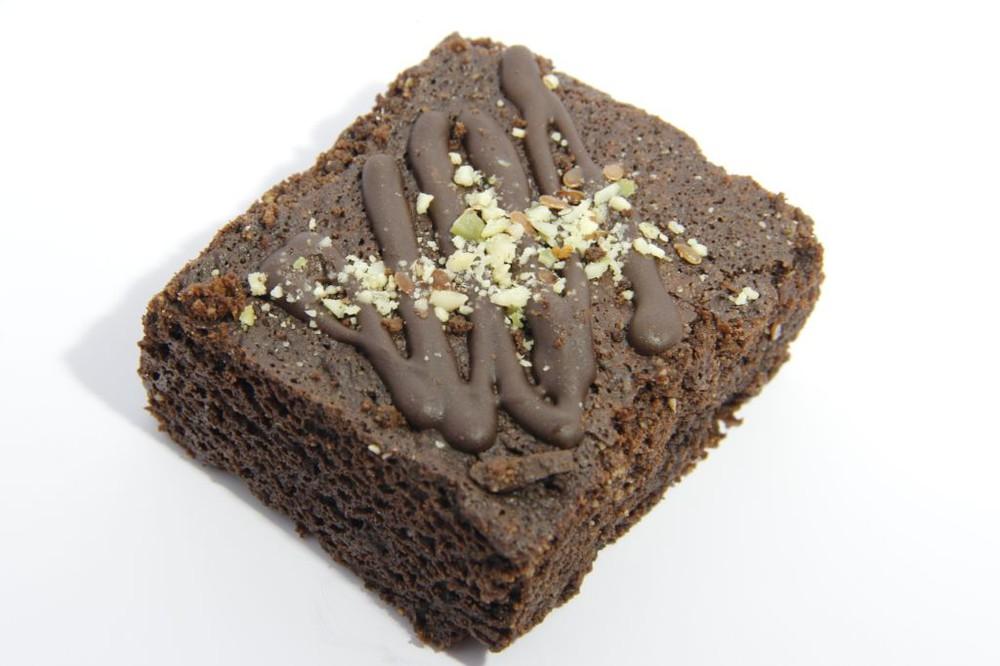 Brownie gluten free 65 gr