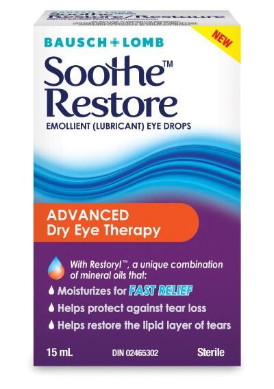Soothe Restore Dry Eye