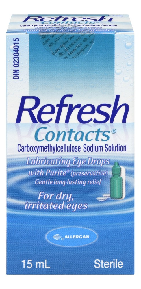 Refresh Contacts Moisture Drps