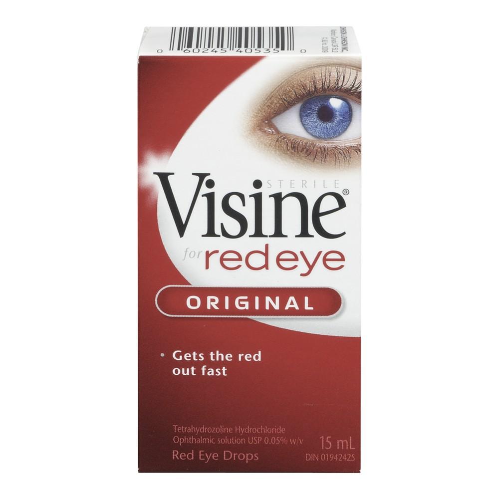 Visine Eye Drop Original