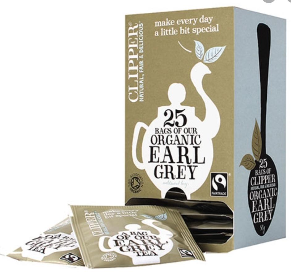Earl Grey té orgánico