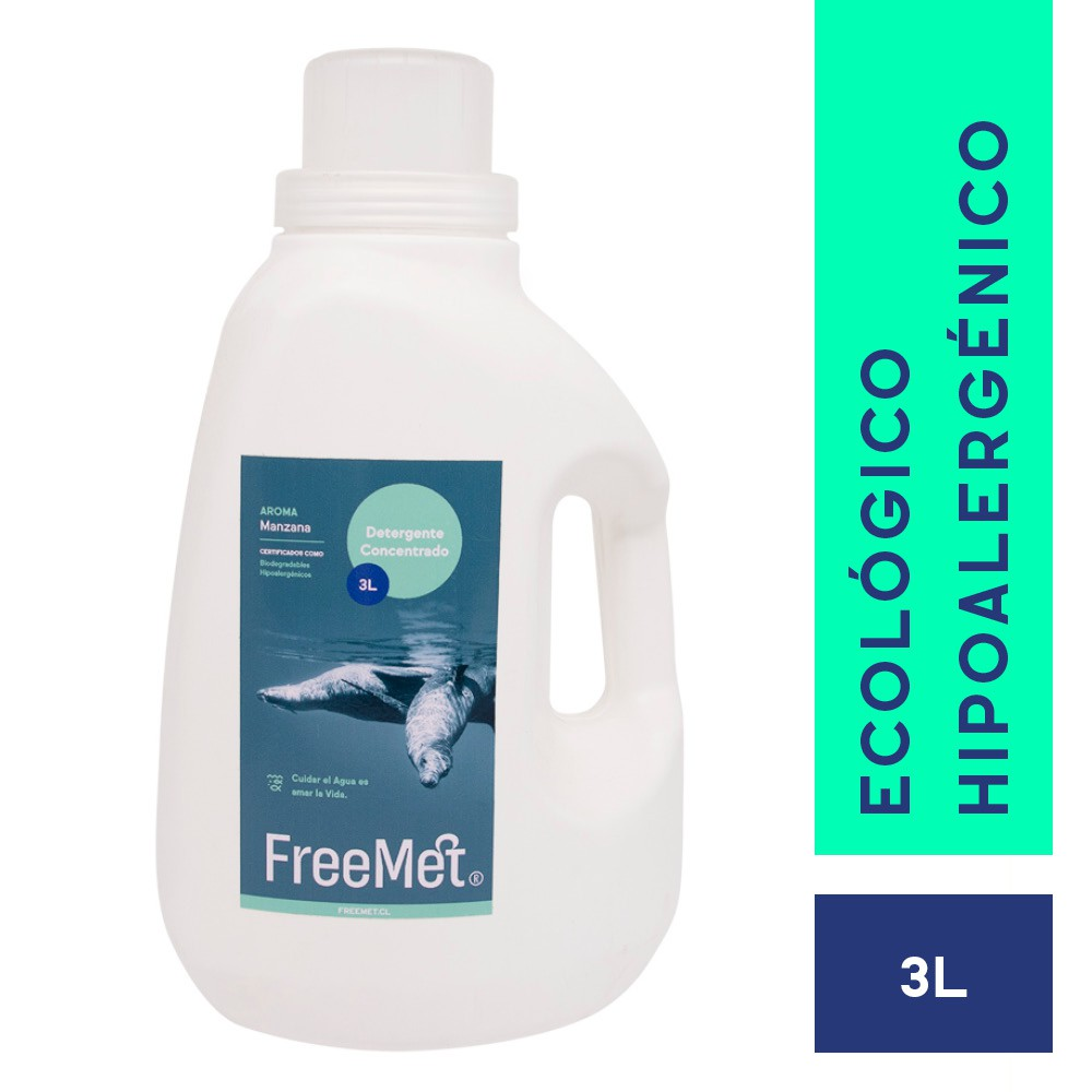 Detergente ecologico 3 litros