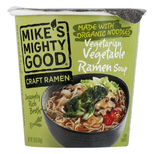 Vegetarian Vegetable Ramen Soup 1.9 oz