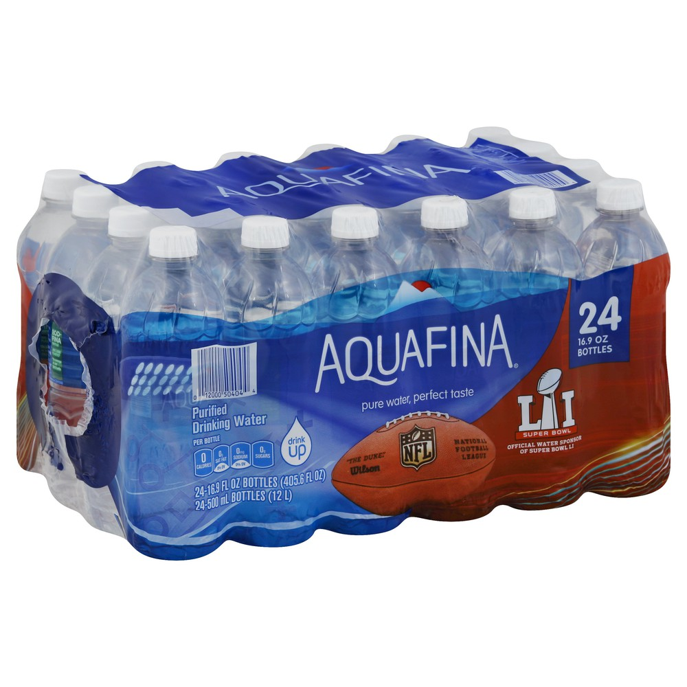 Purified Drinking Water 24 x 16.9 fl oz