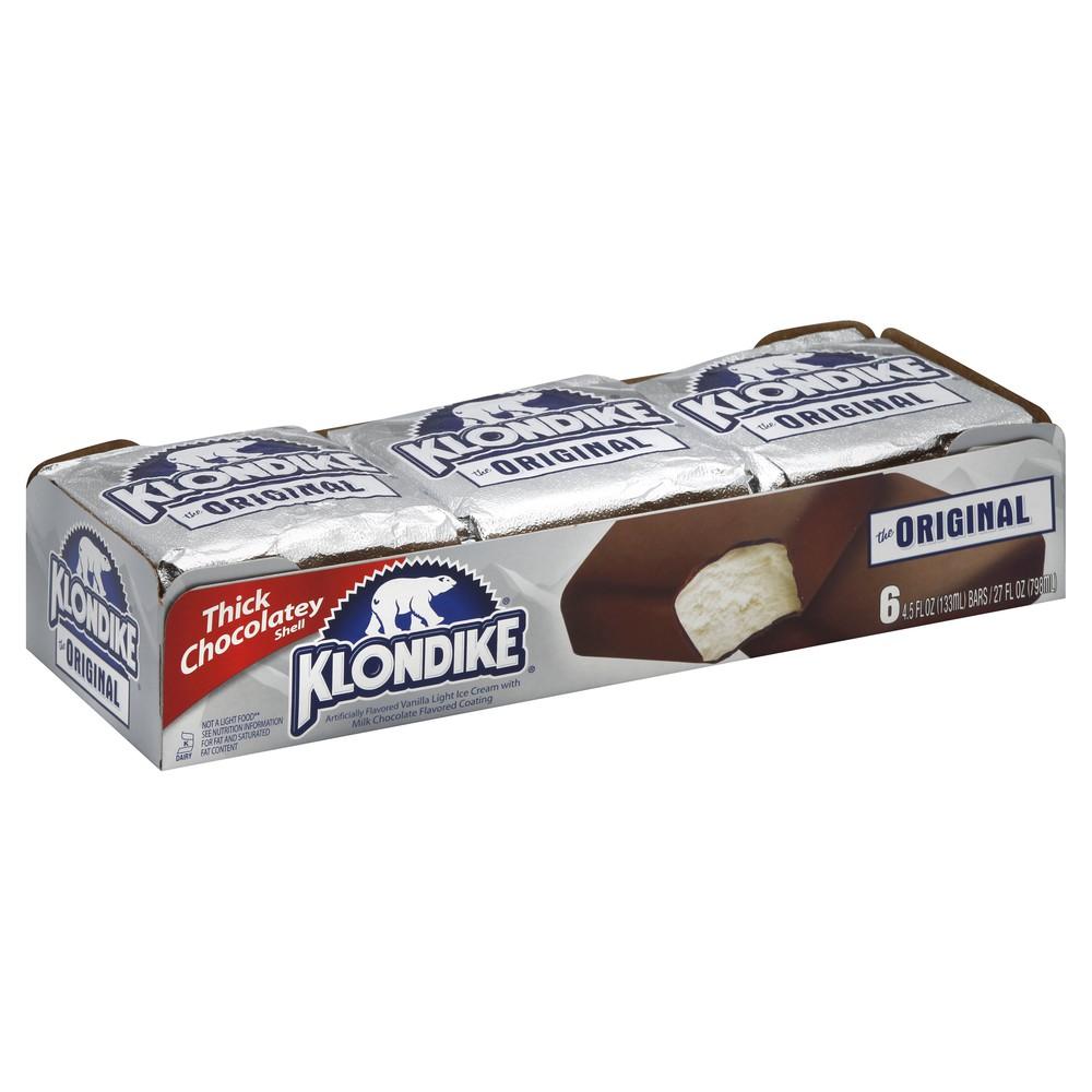 Klondike Ice Cream Bars The Original