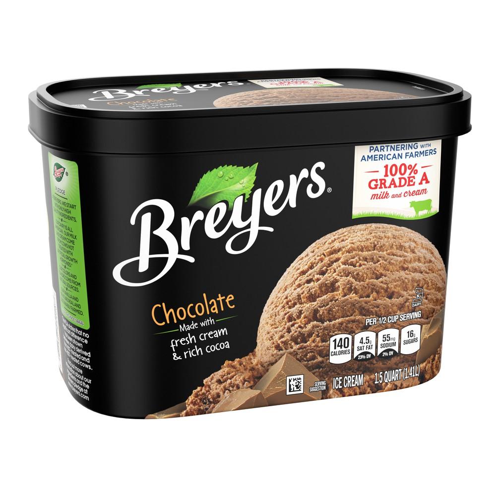Ice Cream Original Chocolate
