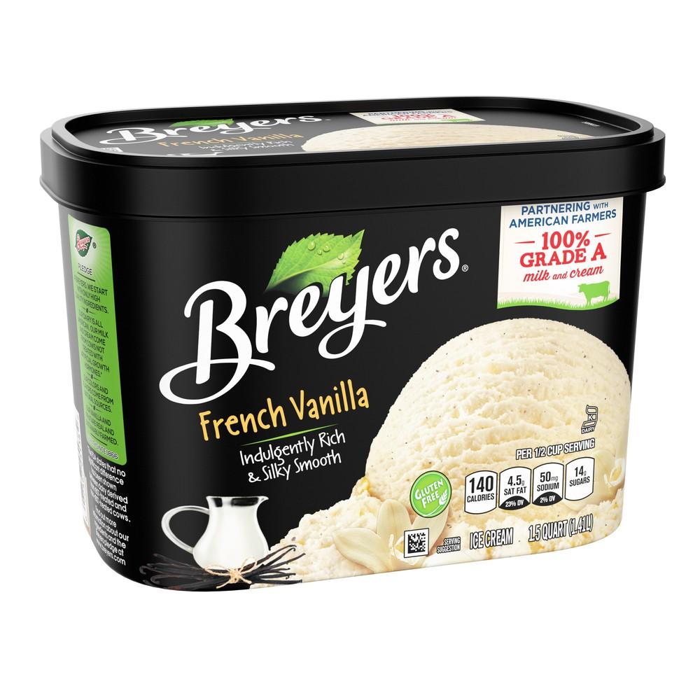 Ice Cream Original French Vanilla